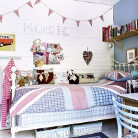 Childen's room wallpaper ideas