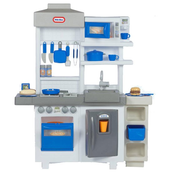 Little Tikes Ultimate Cook Kitchen  toy kitchens   -> Little Tikes Kuchnia Ultimate