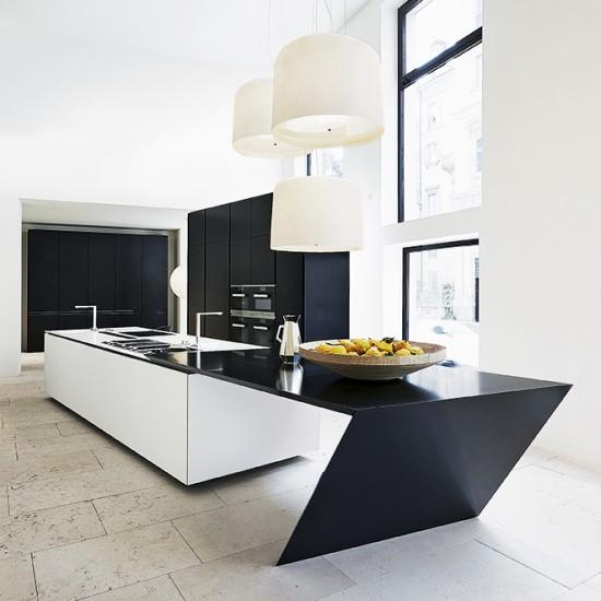 10 Unique Small Kitchen Design Ideas: Kitchen Islands - 15 Design