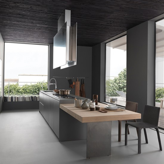 Light The Way Grey Kitchens