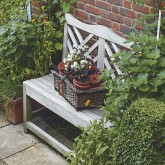 Simple ways to maximise space in a tiny garden