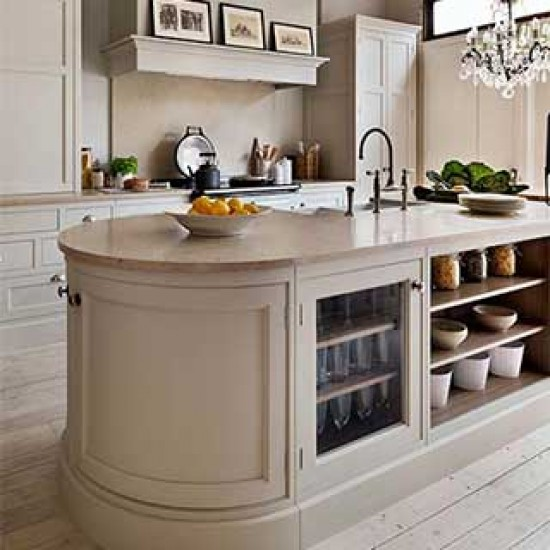Island Units For Kitchens: Hand Crafted Kitchen Island Unit