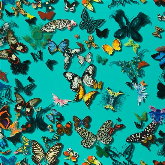 butterfly parade wallpaper by christian lacroix for