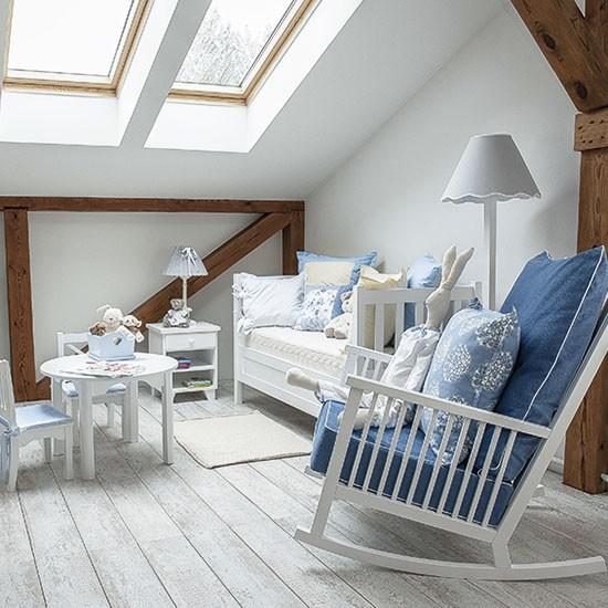 Multi use space guest bedroom design ideas housetohome - Den guest room design ideas ...