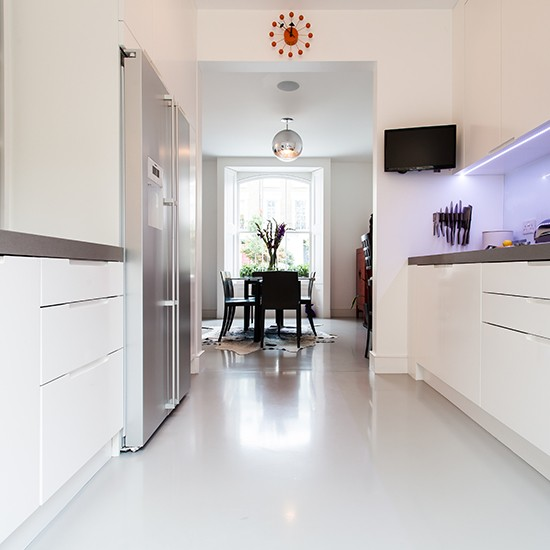 kitchen top tips resin floor
