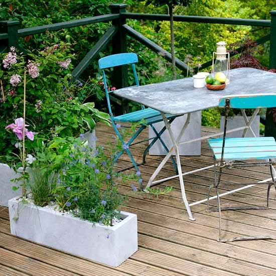 Balcony Garden Ideas Housetohome Co Uk