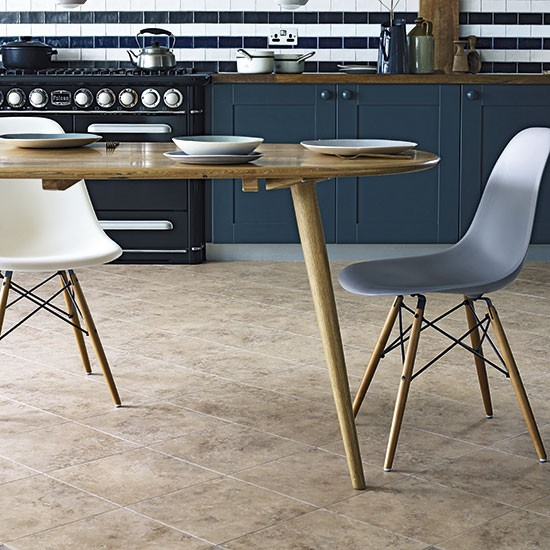 Smart but practical flooring create the ultimate open for Practical flooring ideas