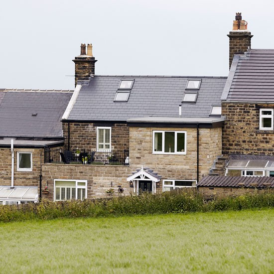 Exterior | Victorian Yorkshire cottage | House tour | PHOTO GALLERY | country homes & interiors | Housetohome.co.uk