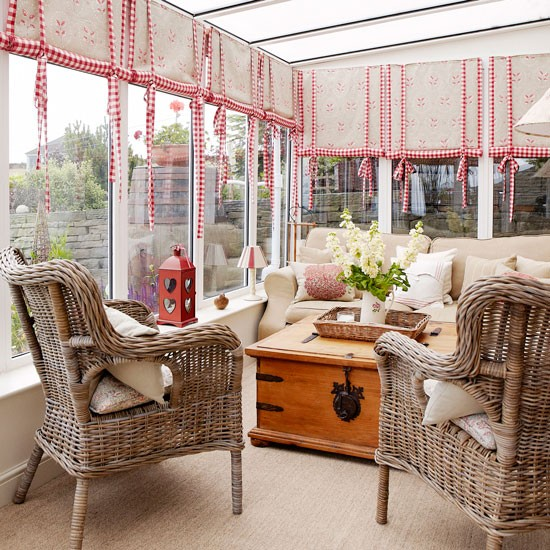 Conservatory | Victorian Yorkshire cottage | House tour | PHOTO GALLERY | country homes & interiors | Housetohome.co.uk