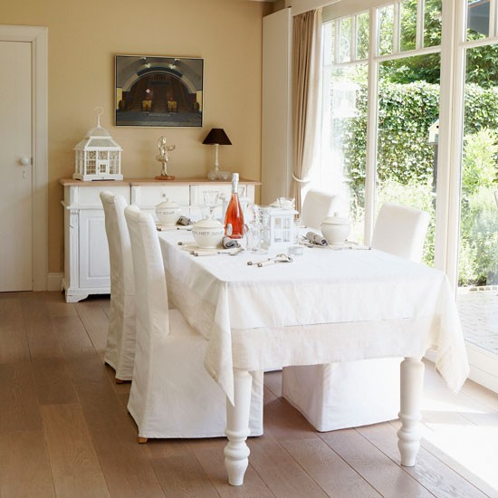 Dining Room Belgian Villa House Tour Housetohome Co Uk