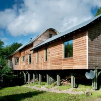 Be inspired by this impressive timber self-build in Perthshire