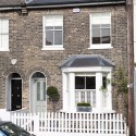Explore a neutral Victorian terraced house