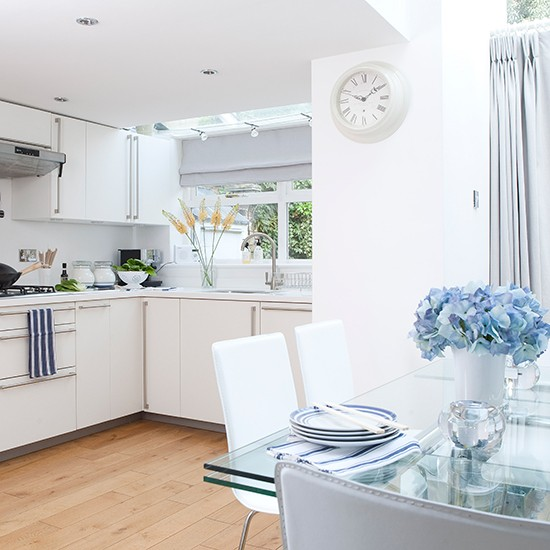 Kitchen diner victorian terrace house in london house for Terrace kitchen diner