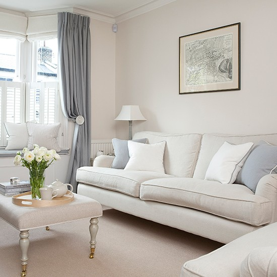 Living room victorian terrace house in london house for Victorian terrace dining room ideas