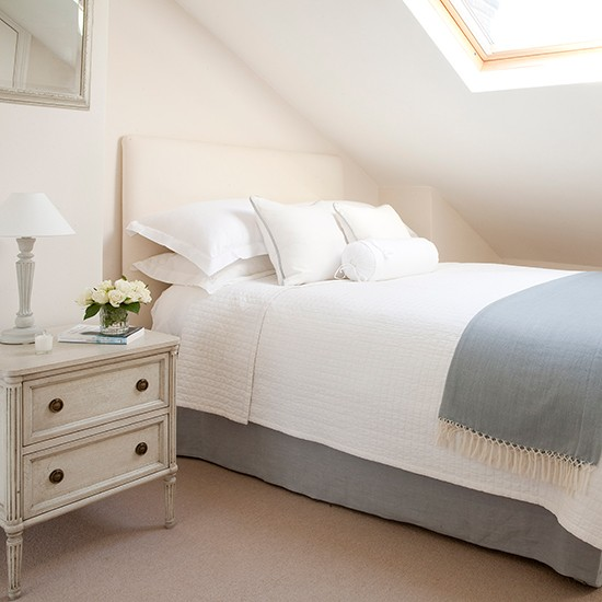Attic bedroom victorian terrace house in london house for Bedroom ideas victorian terrace