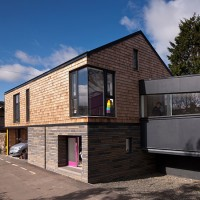 Step inside this contemporary new-build in Edinburgh