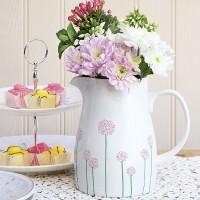 How to create a decorative jug