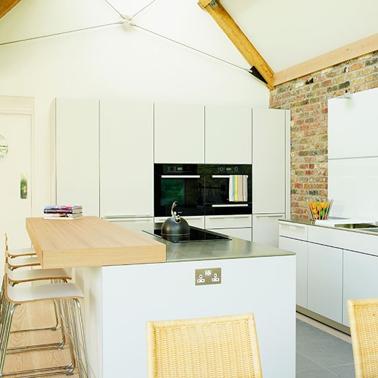 Kitchen Family Home In Hampshire House Tour