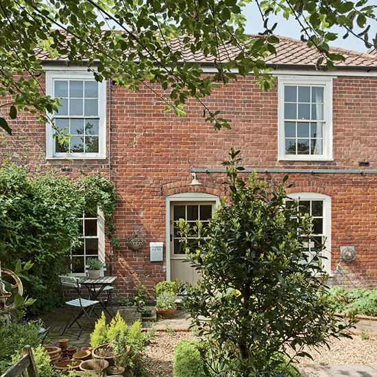 Exterior | Country townhouse in Suffolk | House tour | PHOTO GALLERY | Country Homes & Interiors | Housetohome.co.uk
