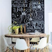 Blackboard paint craft ideas