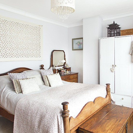 Main bedroom victorian terrace in hampshire house tour for Bedroom ideas victorian terrace