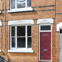 Be inspired by this Victorian terraced home in Leicestershire