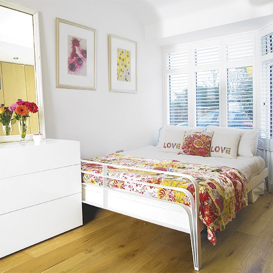 Main bedroom extended middlesex bungalow house tour for Main bedroom designs