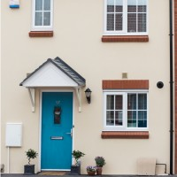 Step inside this terraced home in Somerset