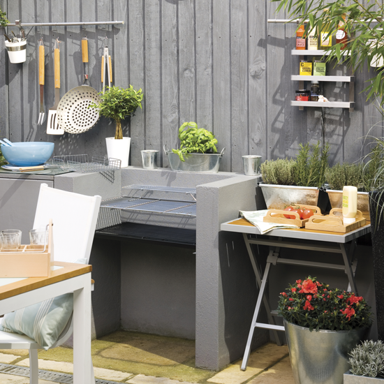 7 ways to create the perfect outdoor kitchen for Perfect outdoor kitchen