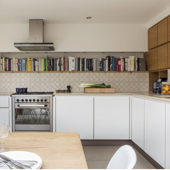 Yellow Kitchen Storage: Be Inspired By A 1980s Yellow And