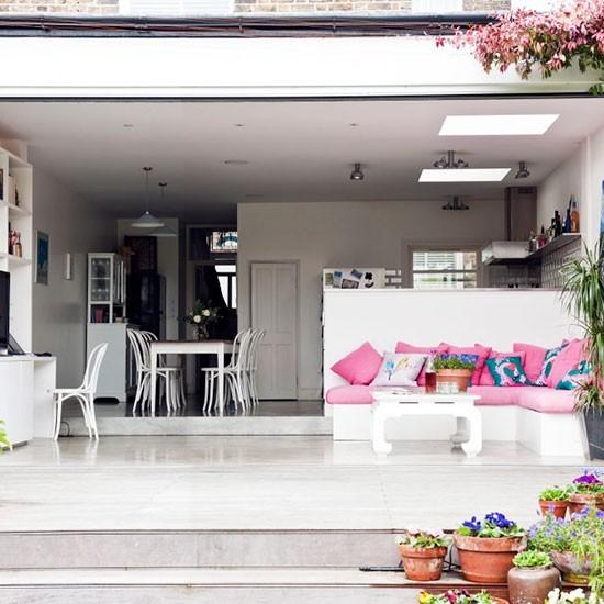 Kitchen Garden Ideas Uk: Spacious Kitchen Extension