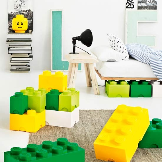 Mindblowing Examples Of Lego Furniture