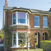 Be inspired by this Victorian semi in Kent