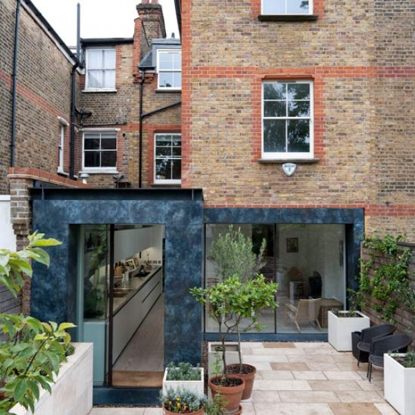 Amazing ways to extend a traditional victorian terrace for Terrace kitchen extension