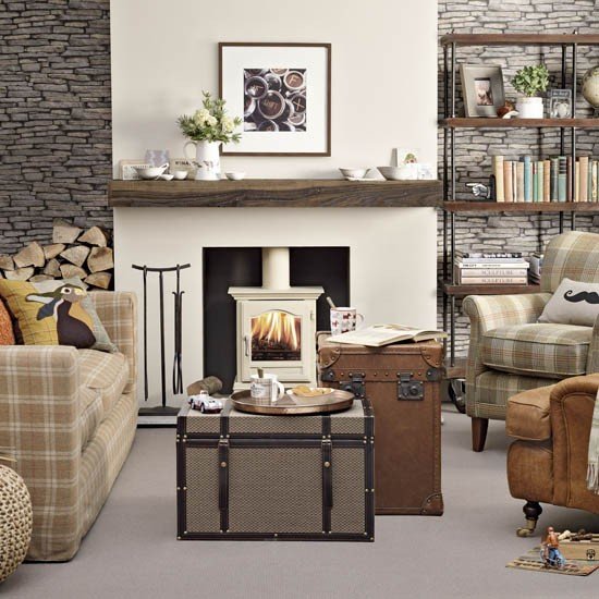 Fireplace ideas for Next living room designs