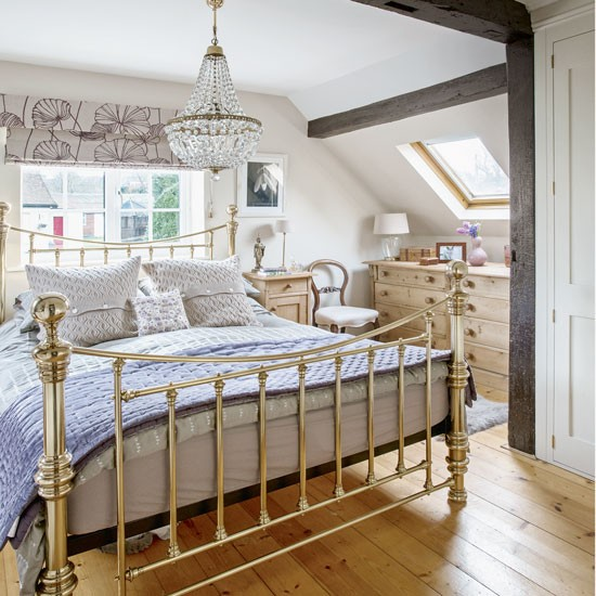 Bedroom | Converted Sussex Hayloft