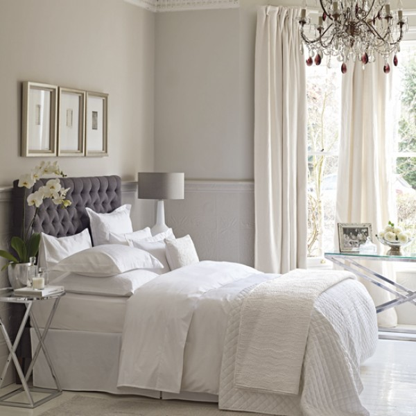 How to give your bedroom boutique hotel style for Boutique bedroom designs