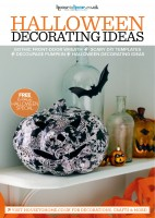 Download our FREE Halloween Decorating Ideas book