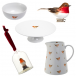 Entertain in style with Sainsbury's: robin plates