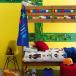 John Lewis children's bedroom gallery: Lego bedroom