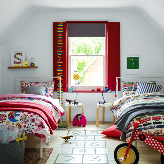 Jack jill decorate your children 39 s bedroom with john for John lewis bedroom ideas