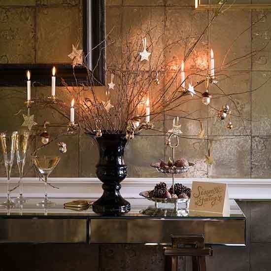 Decorating Ideas > Christmas Vases  Christmas Decorating Ideas  Housetohome  ~ 022702_Christmas Decorating Ideas Vases
