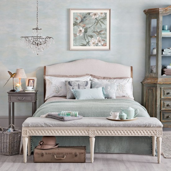 Duck egg and pink bedroom duck egg blue bedroom ideas for Duck egg bedroom ideas