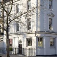 Wander around this elegant former pub in London