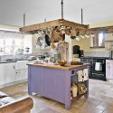 Warm and welcoming rustic kitchens