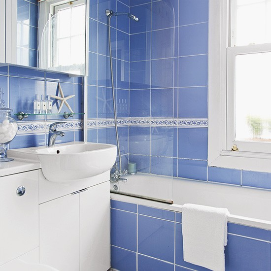 Blue Is The Colour Bathroom Colour Schemes