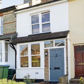 Wander around this charming Victorian home in Hertfordshire