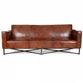 Leather sofas - 10 of the best