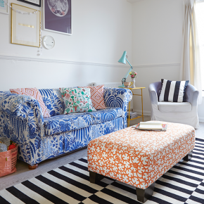 Find inspiration in this light, bright London flat