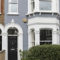 Take a look around this glam Victorian terraced house in north west London